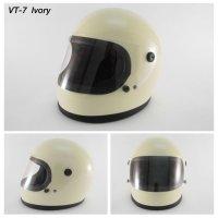 バイク ヘルメット ビンテージ ハーレー 旧車 族ヘル フルフェイス レトロ SG規格