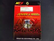 ZOOMER用NCY製ウォータータンクキャップ(メッキ)