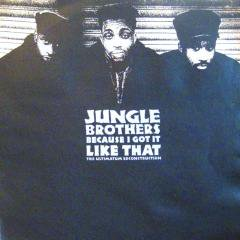 jungle brothers because i got it like that the ultimatum