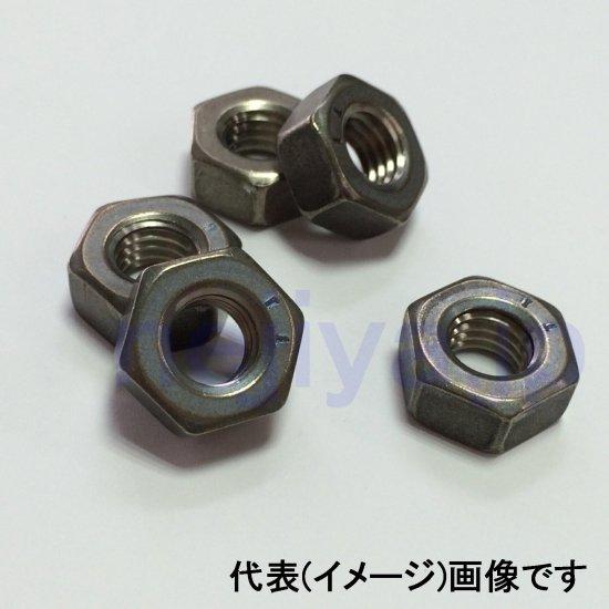 チタン六角ナット1種 M6