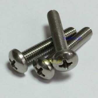 (UNF)ステンレスナベ小ネジ(SUS Pan-Head Screw) UNF #0-80X1/8L