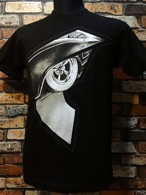 famous stars and straps  Tシャツ (Rivi BOH)  カラー:ブラック