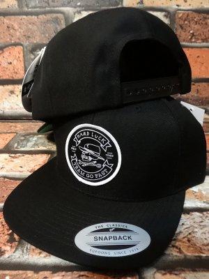 hard luck ハードラック スナップバックキャップ  (HL-GREAT TIMES) snapback cap カラー:ブラック