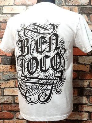la familia original ラ ファミリアオリジナル  Tシャツ (BiEN LOCO -FRIDAY) カラー:ホワイト
