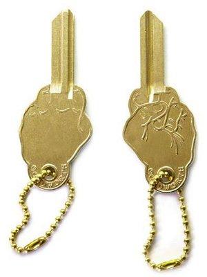 goodworth グッドワース キーホルダー  best wishes key