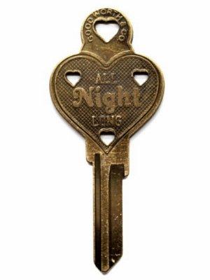 goodworth グッドワース キーホルダー  all night long key