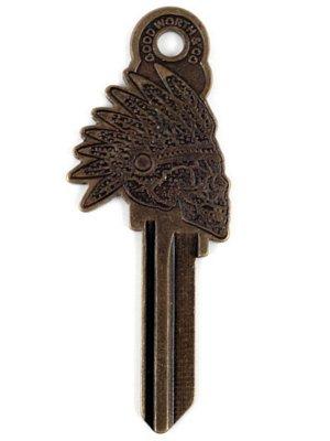 goodworth グッドワース キーホルダー  native key