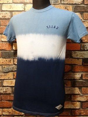 kustomstyle カスタムスタイル タイダイTシャツ (KST1613TDNY) calif.  navy tie dye カラー:ネイビー