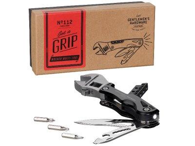 Gentlemen's Hardware ジェントルメンズ ハードウェア Wrench Multi Tool with Torch (トーチライト付のマルチツール)