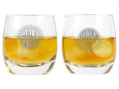 Gentlemen's Hardware ジェントルメンズ ハードウェア Whisky Glasses Set of 2 ウィスキーグラス2点セット