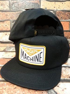 LOSER MACHINE ルーザーマシーン スナップバックキャップ (INDIAN WELLS) カラー:ブラック