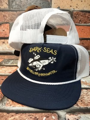 DARK SEAS ダークシーズ  メッシュキャップ (TARGET) カラー:ネイビー