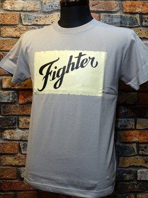 parasite パラサイト Tシャツ FIGHTER  カラー:ヘザーグレー