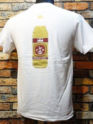 LA FAMILIA ORIGINAL ラ ファミリアオリジナル Tシャツ (40oz) カラー:ホワイト