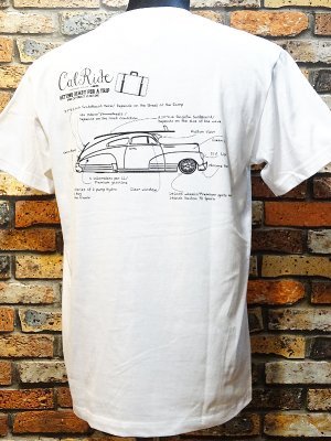 OG Classix オージークラッシックス  Tシャツ (get a trip tee) カラー:ホワイト
