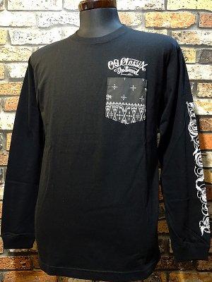 OG Classix オージークラッシックス ロングスリーブTシャツ (lose line long sleeve) カラー:ブラック