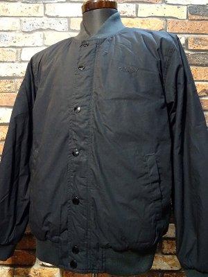 OBEY オベイ RANKS JACKET ボンバージャケット   カラー:ブラック