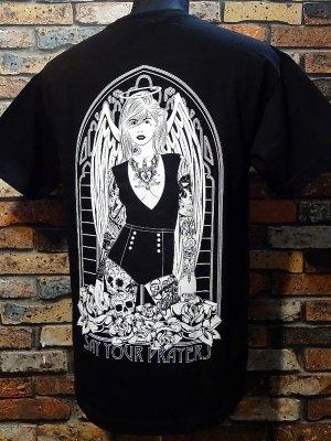 FATAL CLOTHING フェータル Tシャツ (SAY YOUR PRAYERS) カラー:ブラック