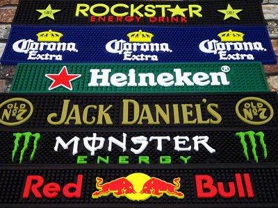 ロックスター バーマット RockStar Energy Barmat