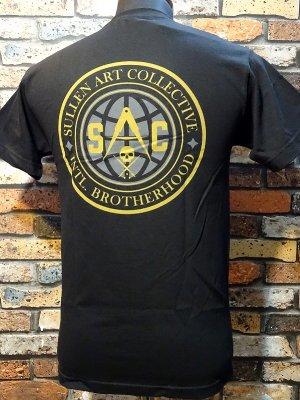 sullen clothing サレンクロージング Tシャツ(Global)  カラー:ブラック