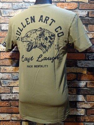 sullen clothing サレンクロージング Tシャツ(Last Laugh)  カラー:オリーブ