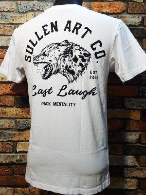 sullen clothing サレンクロージング Tシャツ(Last Laugh)  カラー:ホワイト