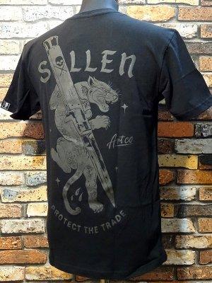 sullen clothing サレンクロージング Tシャツ(Cut Off)  カラー:ブラック