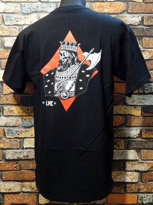 LOSER MACHINE ルーザーマシーン Tシャツ (LMC King) カラー:ブラック