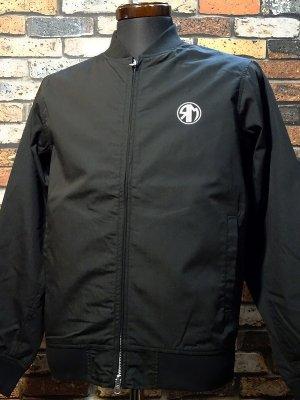 RealMinority リアルマイノリティー  スタジアムジャケット(BUMPTY) カラー:ブラック