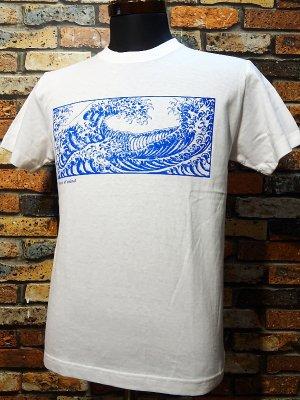 parasite パラサイト Tシャツ Peace of mind  カラー:ホワイト