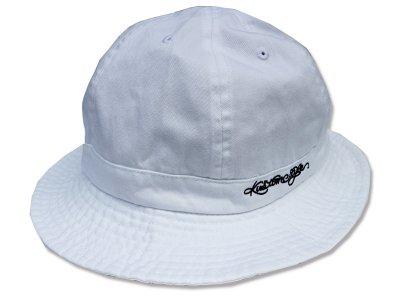 kustomstyle カスタムスタイル メトロハット(KSBOWLHT1617WH) santa catalina bowl hat カラー:ホワイト