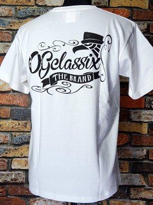 OG Classix オージークラッシックス Tシャツ (CLASSIX TAG) カラー:ホワイト