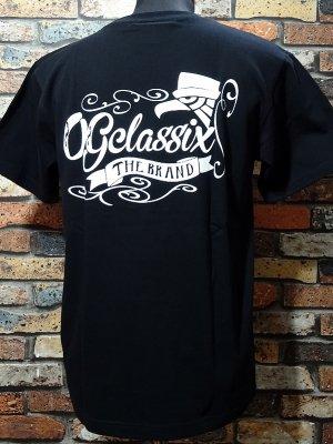 OG Classix オージークラッシックス Tシャツ (CLASSIX TAG) カラー:ブラック