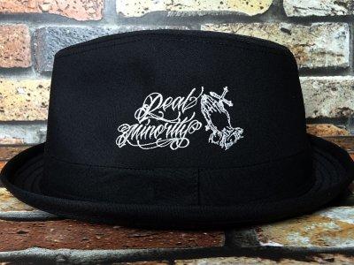 RealMinority リアルマイノリティー  ハット(PrayingHands) カラー:ブラック