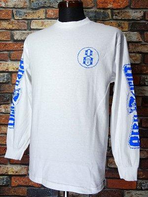 REBEL8 レベルエイト ロングスリーブTシャツ  perished long sleeve カラー:ホワイト