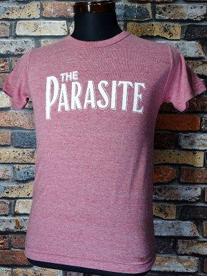 Parasite パラサイト Tシャツ (THE PARASITE) カラー:レッド