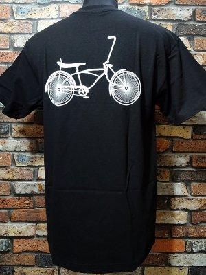 Hard Luck ハードラック  Tシャツ (SPOKES) カラー:ブラック