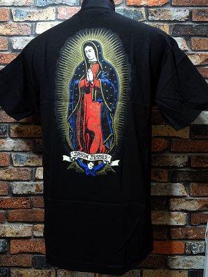 SANTA CRUZ サンタクルーズ  Tシャツ  Jason Jessee Guadalupe カラー:ブラック