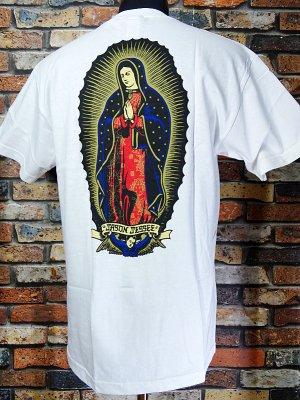SANTA CRUZ サンタクルーズ  Tシャツ  Jason Jessee Guadalupe カラー:ホワイト