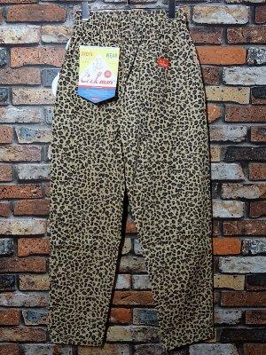 Cookman クックマン Chef Pants シェフパンツ ルーズフィット イージーパンツ (Leopard) コックパンツ カラー:レオパード