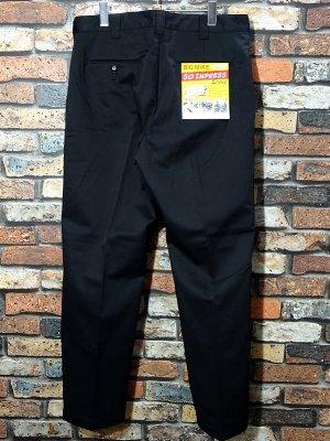 BIG MIKE ビックマイク ワークパンツ (BIG MIKE PIN TACK CHINO PANTS) チノパン カラー:ブラック