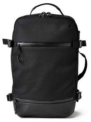 CORDURA コーデュラ ナイロン 4way 多機能 バックパック (4way back pack) カラー:ブラック