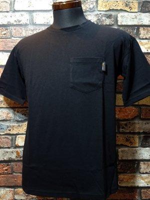 CORDURA コーデュラ ポケット付きTシャツ (CORDURA TEE) カラー:ブラック