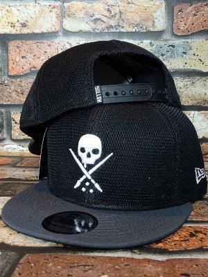 sullen clothing サレンクロージング メッシュキャップ (ETERNAL BLITZ) snapback カラー:ブラック