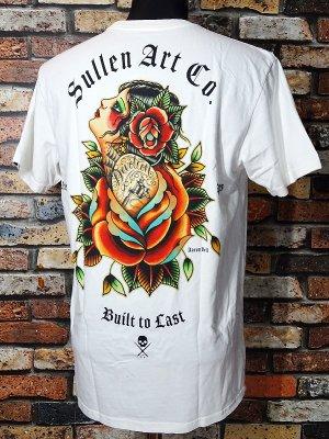 sullen clothing サレンクロージング Tシャツ(TRADITIONS) カラー:ホワイト