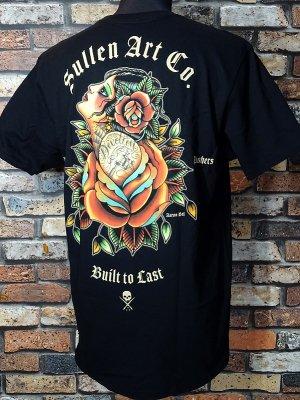 sullen clothing サレンクロージング Tシャツ(TRADITIONS) カラー:ブラック