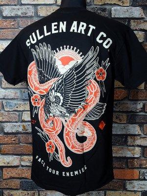 sullen clothing サレンクロージング Tシャツ(BATTLE) カラー:ブラック