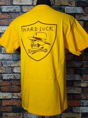 Hard Luck ハードラック  Tシャツ (HARD SIX) カラー:イエロー