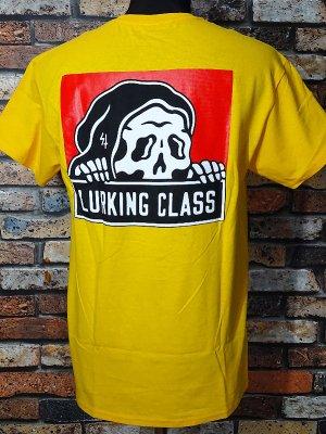 SKETCHY TANK スケッチータンク Tシャツ (CORPO) カラー:マスタード