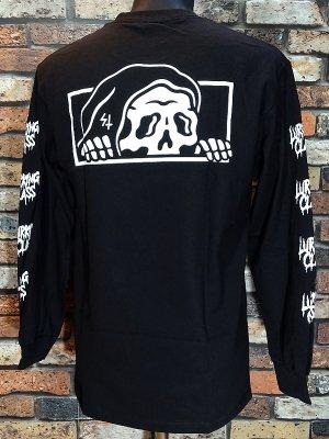 SKETCHY TANK スケッチータンク ロングスリーブTシャツ (CORPO) カラー:ブラック